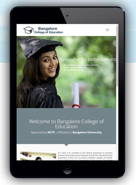 bedcollegewebsite